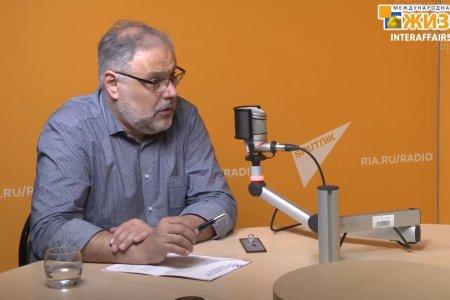 Михаил Хазин, президент «Фонда экономических исследований», (часть 1-я)