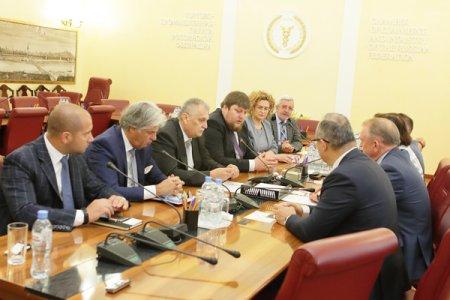 Сергей Катырин, президент ТПП РФ: Пришло время прервать большую паузу в сотрудничестве между Россией и Румынией