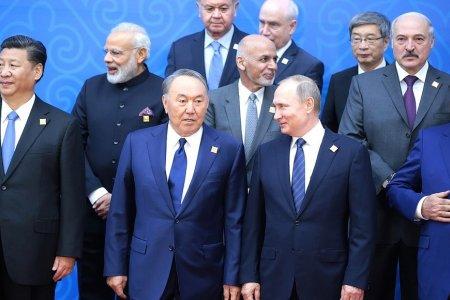 ШОС: Азия сосредотачивается