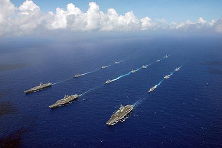 Южно-Китайское море: военные, политические, экономические и правовые аспекты кризиса