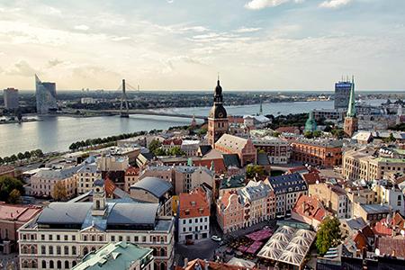 Конфликтный потенциал стран Балтии