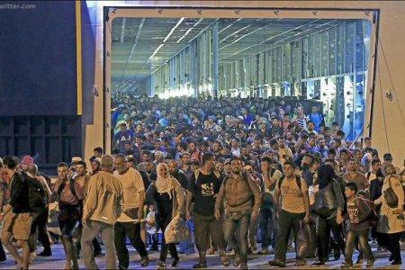 Миграционный кризис бьет по Евросоюзу с новой стороны