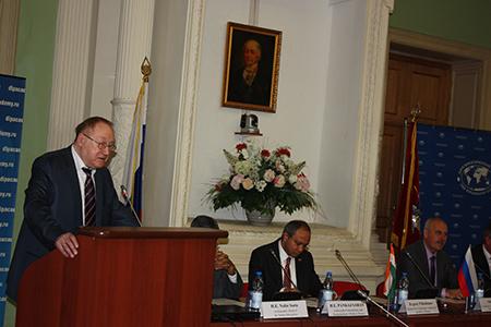 Россия и Индия: сотрудничество в эпоху глобальных перемен