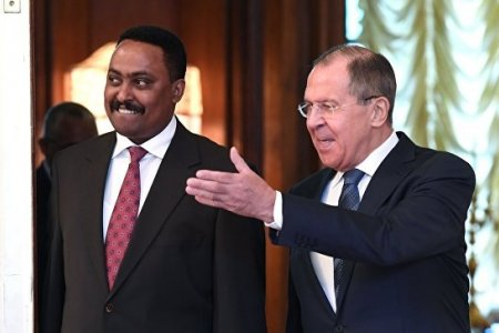 Россия и Эфиопия за бескомпромиссную борьбу с терроризмом