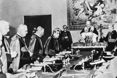 «Восточная политика» Ватикана и Советский Союз: от конфронтации к ограниченному сотрудничеству