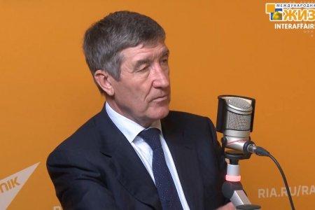 Юрий Константинович Шафраник, Председатель Совета Союза нефтегазопромышленников России (часть 2-я)