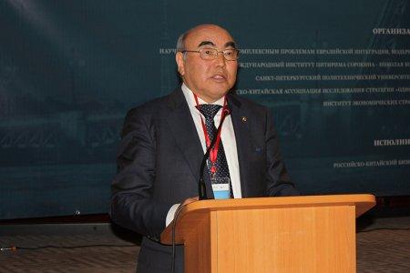 Аскар Акаев, киргизский государственный деятель, иностранный член РАН: «Шелковый путь» ожидает успех