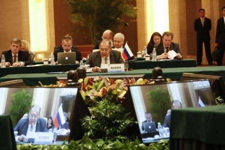 Выступление Министра иностранных дел России С.В.Лаврова в ходе заседания министров иностранных дел стран БРИКС, Пекин, 19 июня 2017 года