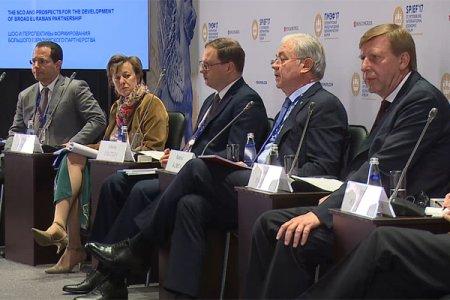 ПМЭФ-2017: Перспективы формирования большого евразийского партнерства в рамках ШОС