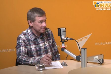 Алексей Олегович Кокорин, Директор программы «Климат и Энергетика» Всемирного Фонда Дикой природы