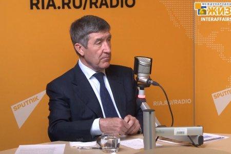Юрий Константинович Шафраник, Председатель Совета Союза нефтегазопромышленников России (часть 1-я)