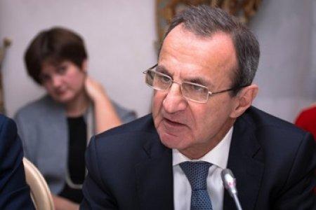 Сергей Орджоникидзе: «Ядерный паритет способствует международной безопасности и стабильности»