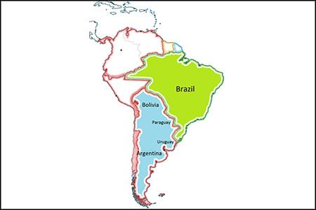 Территориальный фактор в аргентинской идентичности