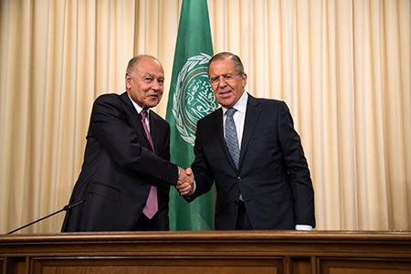Россия и ЛАГ призывают к большей координации в борьбе с терроризмом