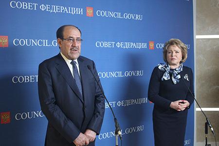 Иракский вице-президент выступает за политическое и военное присутствие России в Ираке