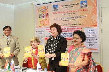 Махатма Ганди, Лев Толстой и Аннабхау Сатхе: нравственный путь великих миротворцев