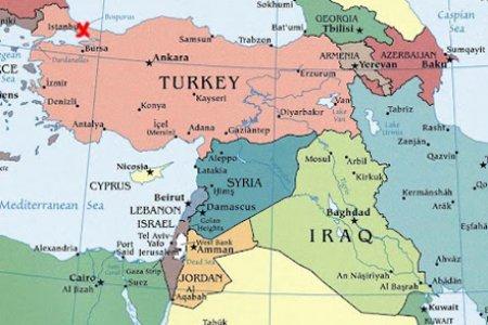 Турция-Сирия-Ирак: взрывоопасный пасьянс
