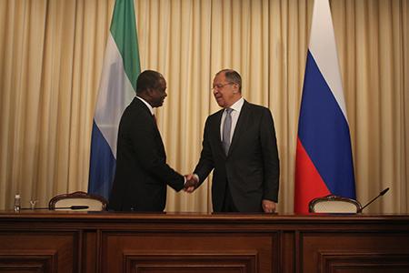 Россия и Сьерра-Леоне выступают за реформирование ООН