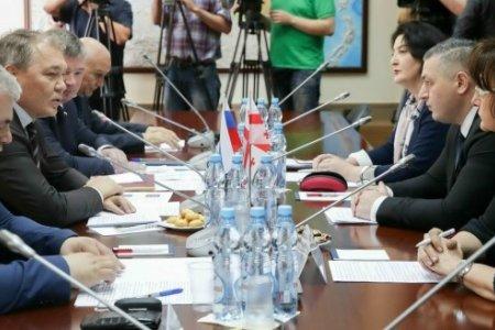 Россия и Грузия: перспективы парламентского диалога