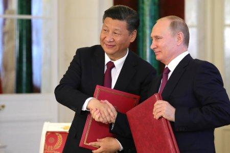 Россия и Китай: консолидация на Восходе