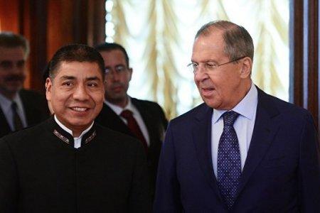 Россия и Боливия нацелены на всемерное углубление партнерства