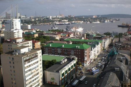 Встречи на Владивостокском меридиане