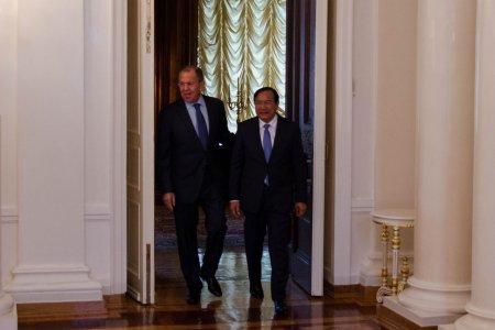 Россия и Камбоджа выводят партнёрство на качественно новый уровень