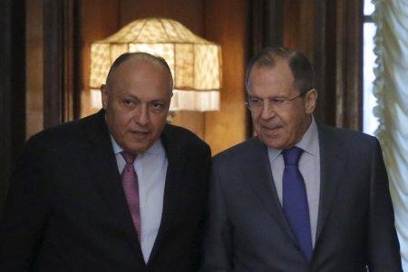 Россия и Египет - за политическое решение всех кризисов и конфликтов