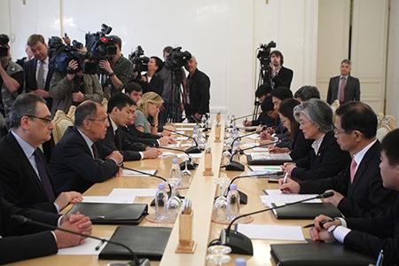 Россия и Республика Корея в преддверии саммита лидеров наших государств