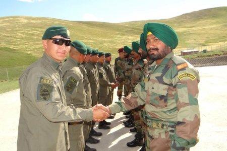 Индия и Монголия идут друг другу навстречу