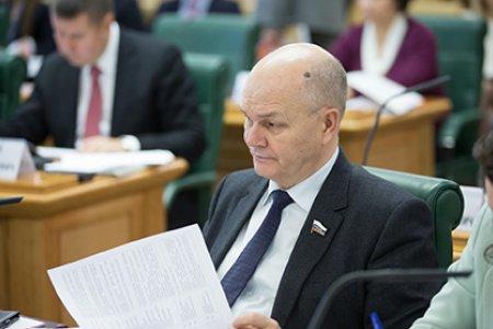 М. Щетинин: Для расширения сотрудничества России и Китая в агропромышленной сфере нужно развивать нормативно-правовую базу