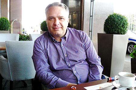 Родриго Кеведо Сильва, президент Ассоциации робототехники Чили: «Москва соединила чилийских и российских предпринимателей»