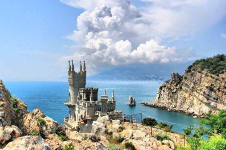 Крым под ударом