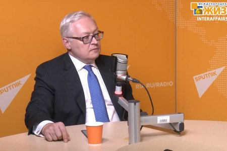 Сергей Алексеевич Рябков – Заместитель министра иностранных дел (часть 1-я)