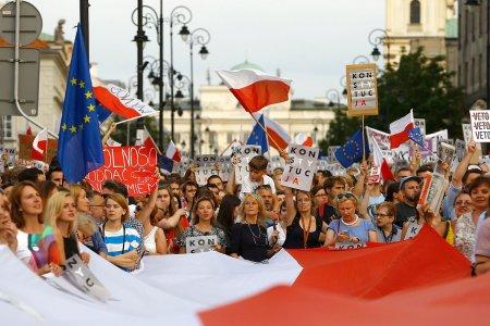 Как ЕС и США вмешиваются в судебную власть Польши и Украины