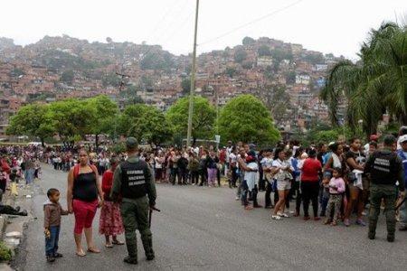 Оппозиция Венесуэлы рассчитывает на поддержку ЕС