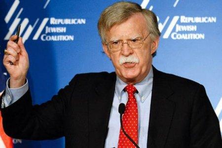 Джон Болтон: «Мой план должен освободить Америку от этой отвратительной сделки»  (Американский «ястреб» о выходе США из «ядерного соглашения» с Ираном)