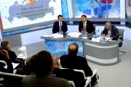 Константин Косачев: «Мы вас пригласили, господа эксперты, понаблюдать за выборами в России»…