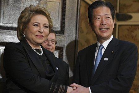 Активизация российско-японских межпарламентских контактов