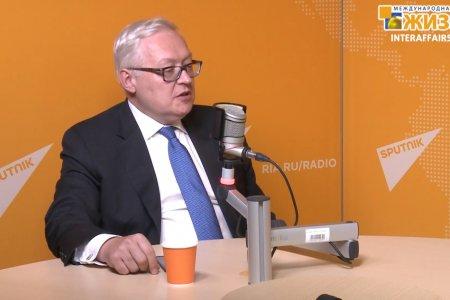 Сергей Алексеевич Рябков – Заместитель министра иностранных дел (часть 2-я)