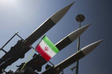Ракетный ответ Ирана на американские санкции