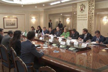Российско-саудовский диалог
