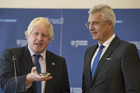 Великобритания продолжит инвестировать в Словакию
