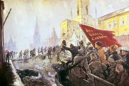 Русская революция: ошибка или закономерность?