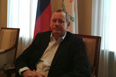А.Зинон: Кипр благодарен России за поддержку решения «Кипрской проблемы»
