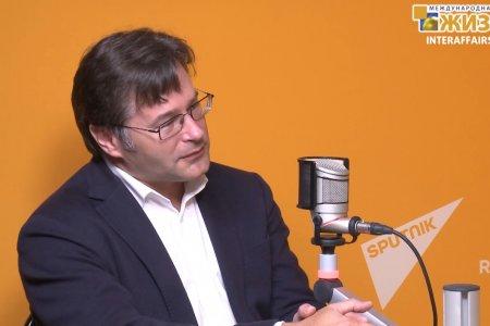 Мухин Алексей Алексеевич – Генеральный директор Центра политической информации (часть 1-я)