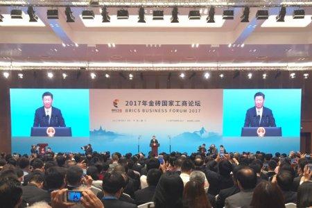 Си Цзиньпин, председатель КНР: Странам БРИКС нужна новая модель развития для укрепления экономики