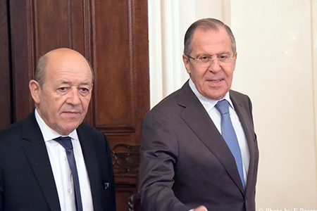 Россия и Франция запускают «Трианонский диалог»