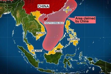 Южно-Китайское море: от территориальных конфликтов к глобальному противостоянию
