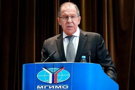 Сергей Лавров - о созидательной дипломатии и многом другом